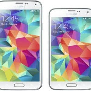 Galaxy S5 en S5 Mini