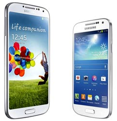 Samsung Galaxy S4 vs S4 mini