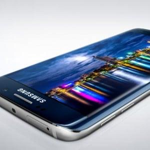 De Samsung Galaxy S6 Edge Curved AMOLED