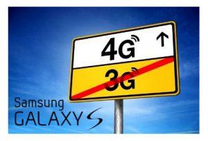 Welke modellen van Samsung ondersteunen 4G snelheden