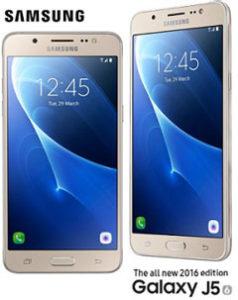 De Samsung Galaxy J5 uit 2016
