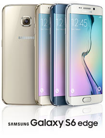 De Samsung Galaxy S6 Edge