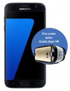 Samsung galaxy s7 edge pre-order nederland 2016