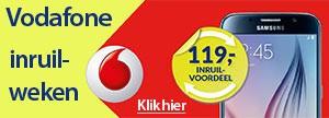 Vodafone Samsung inruilweken