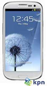 Galaxy S3 met KPN abonnement