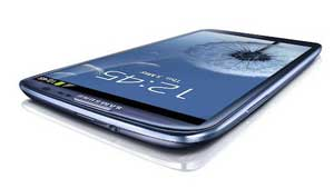 samsung galaxy s3 design