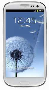 Samsung Galaxy S3 staand design